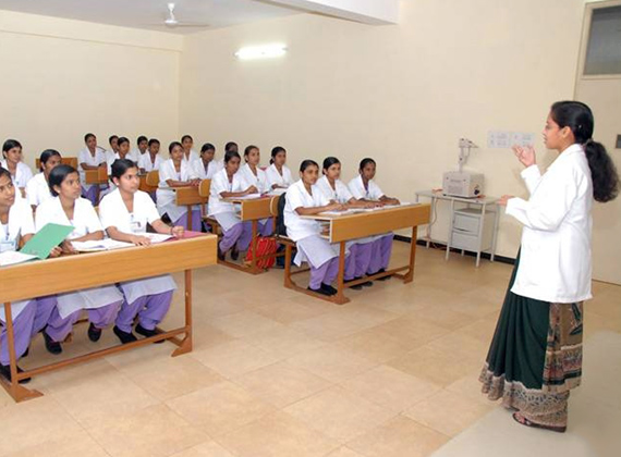 Swathi group of nursing